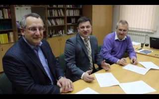 Підписання КБС договору про співпрацю з НПУ ім. М.П. Драгоманова